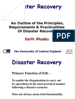 Disaster Recovery1