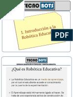 2.- Introducción a La Robotica