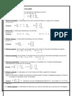 Matrices Particulares