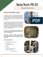Solartech PE 55