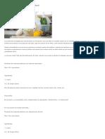 DIY – Producto de Limpieza Multiuso 100% Natural _ Camino Verde