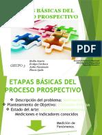 Etapas Básicas Del Proceso Prospectivo