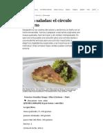 Tartas Saladas_ El Círculo Perfecto