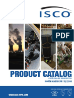 ISCO Product Catalog North American Full