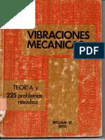 Vibraciones Mecanicas-willian w. Seto