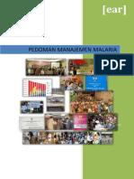 Pedoman Manajemen Malaria (Master9)