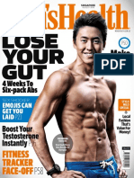 Mens Health Singapore August 2016