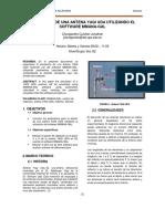 Informe Simulacion Mmana-gal
