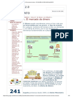 4. El Mercado de Dinero - ECONOMÍA 2