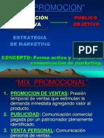 Power La Promoción