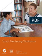Peace Corps Let Girls Learn M0127 Youth Mentoring Workbook May 2017