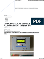 Download Arduino Solar Charge Controller