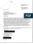 Eric Matteson MD (Mayo Clinic) & John Pippin MD (PCRM), correspondence re