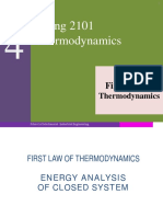 FIRST LAW OF THERMODYNAMICS-ENERGY ANALYSIS OF CLOSED SYSTEM.pdf