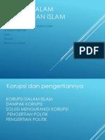 Korupsi Dalam Pandangan Islam (2)