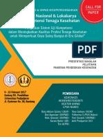 Leaflet Seminar Penguatan Sistem Ukom