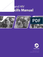 Peace Corps  Health and HIV Life Skills Manual Office of Global Health and HIV (OGHH) Revised September 2016 Publication   M0063 Life Skills Manual