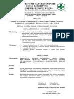 Sk Sistem Pengkodean, Penyimpanan Dokumentasi Rekam Medis