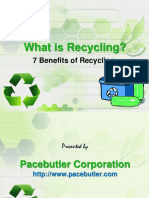 what is recycling