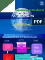 Kebijakan Akreditasi RS - Dirjen BUK, 14 Mei 2012