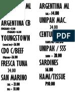 Argentina Ml