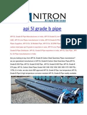 api-5l-grade-b-pipe | Pipe (Fluid Conveyance) | Building