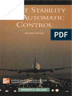 325641497 Flight Stability and Automatic Control Second Edition Robert C Nelson