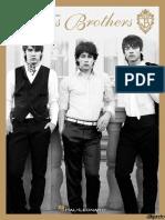 Jonas Brothers - Songbook
