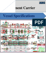 20 k Cement Carrier-technical Specs