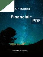 Sap-tcodes Module Fin-En (1)
