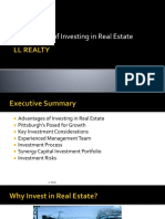 LL Realty - Scope of Real Estate