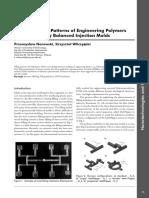Melt Flipper - Geometrical Balanced Injection Molds K. Wilczyński, P. Narowski