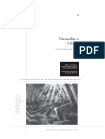Prudente, r. c. a. c.; Ribeiro, m. a. c. Psicanálise e Ciência