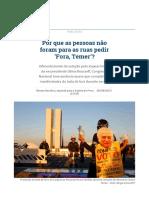 Por Que as Pessoas Não Foram Para as Ruas Pedir Fora Temer_ _ Ideias _ Gazeta Do Povo