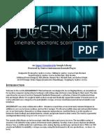 Juggernaut Manual