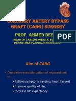 Coronary Artery Bypass Graft Cabg Surgery