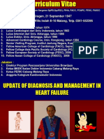 Update Medical Therapy in Heart Failure