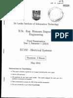 2014 Final Exam