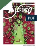 Programa Fiestas Valladolid 2017