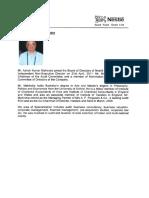 Ashok Kumar Mahindra Profileandloa