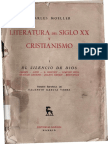 Literatura del siglo XX y cristianismo.pdf