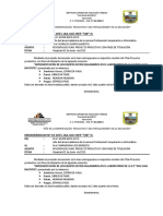 Memorandum Proyecto Product
