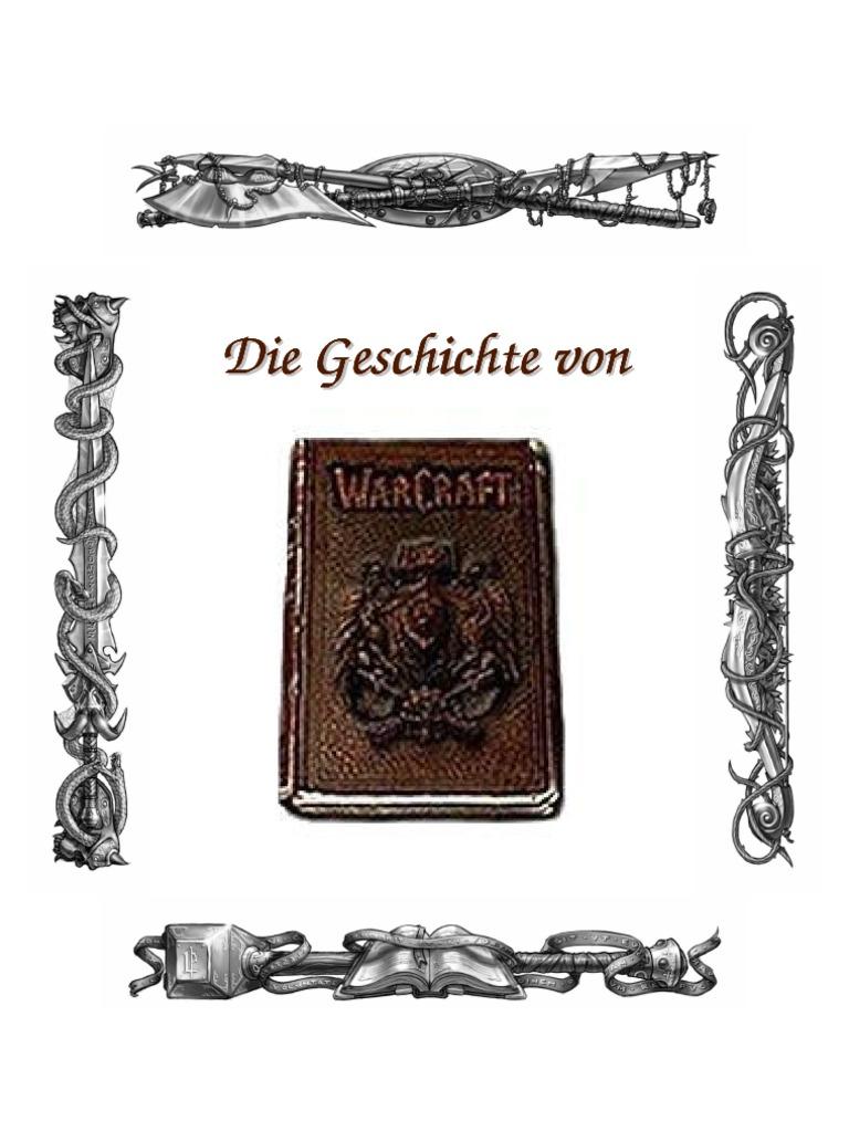 Die Geschichte Von Warcraft Comparative Mythology God