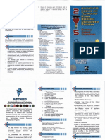 ASTHRDP Brochure