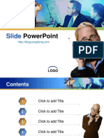 Slide PowerPoint Dep So 8