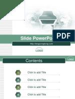 Slide PowerPoint Dep So 10