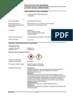 Alcohol Antibacterial