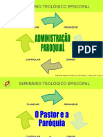 Aulas Adm Paroquial - Modulo II