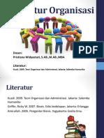 2.Struktur Organisasi