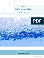 Sample - Global Surfactants Market - Mordor Intelligence